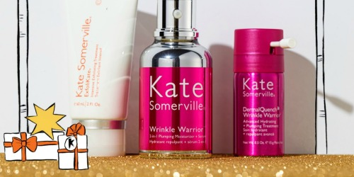 Over $330 Worth of Kate Somerville Skincare Products Only $134 Shipped