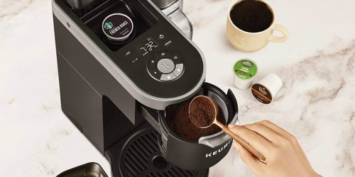 Keurig K-Duo Coffee Maker Only $119.99 Shipped at Target (Regularly $230) + More Coffee Appliance Deals