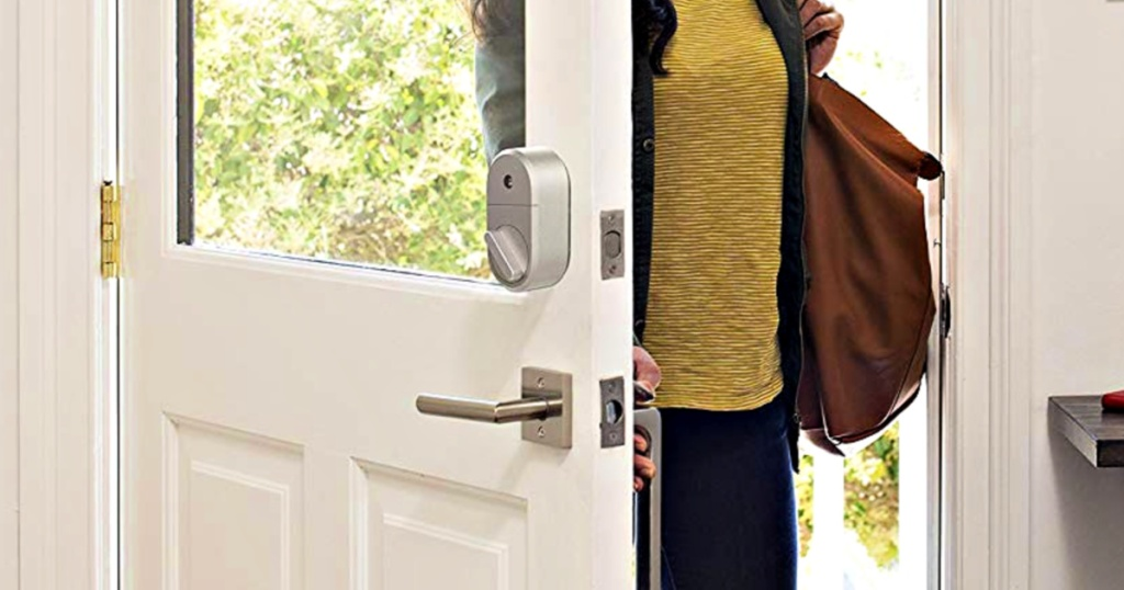 Keyless Home Entry August Smart Lock