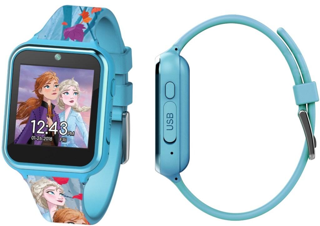 Kids Disney Frozen themed smart watch