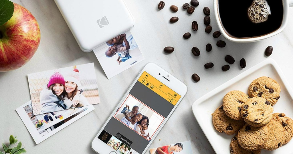 Kodak Instant Printer by phone and pictures