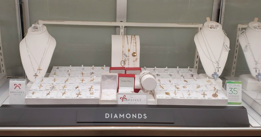 Kohl's Diamonds on display in-store