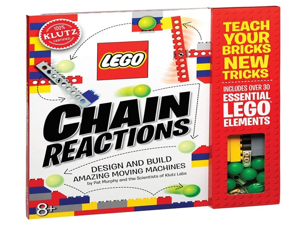 LEGO Chain Reactions set Box