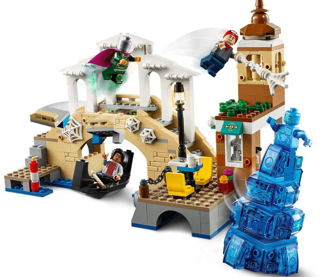 LEGO Hydro-Man Attack Set stock image
