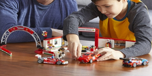 Up to 50% Off LEGO Sets at Target.com | LEGO Speed Champions, LEGO Movie & More