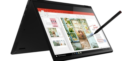 Lenovo Flex 14″ Laptop Only $427.49 Shipped at Office Depot/Office Max (Regularly $690) + More