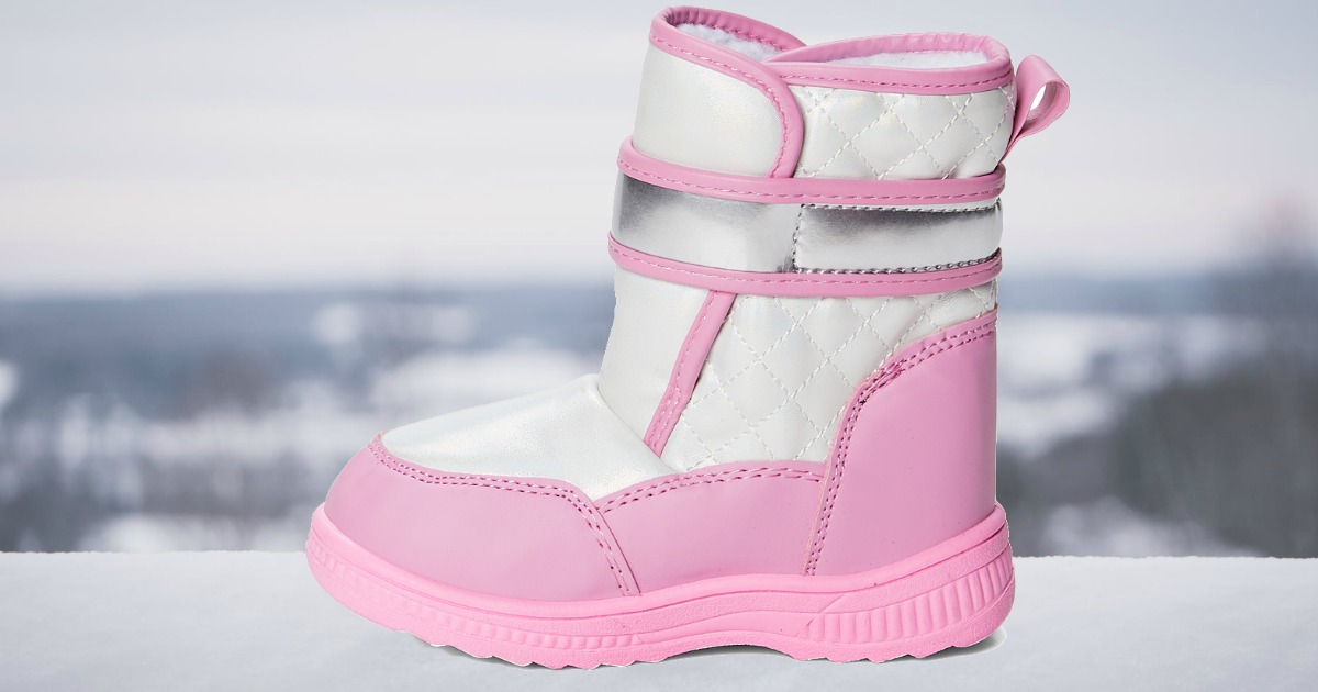 Lilly Snow Boots for Kids