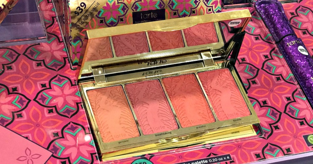 Limited-Edition Blush Bliss Palette