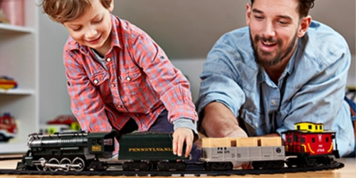 Lionel Holiday Themed Train Sets w/ Remote as Low as $50 Shipped (Regularly $100)