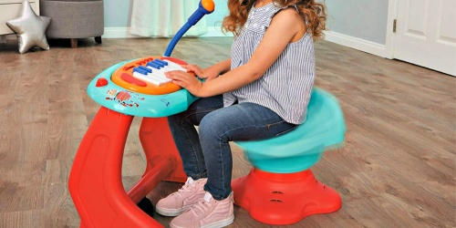 Little Tikes Baby Bum Sing-Along Piano w/ Interactive Seat & Microphone Only $25 on Walmart.com (Regularly $50)