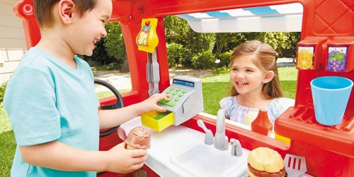 Little Tikes 2-in-1 Food Truck Only $59.98 Shipped (Regularly $160) | Over 20 Accessories