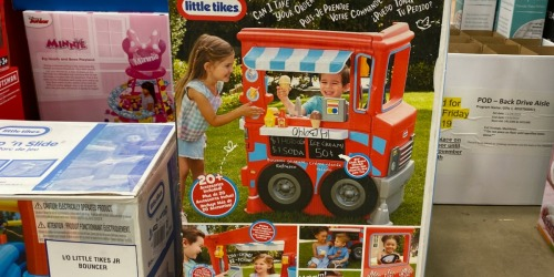 Little Tikes Food Truck Only $29.98 at Lowe's (Regularly $100)