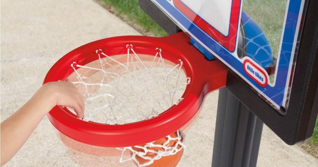 Little Tikes Play Like a Pro Hoop