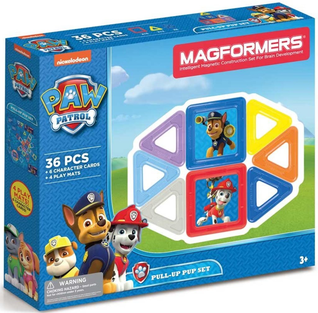 Magformers Paw Patrol 36 Pieces box
