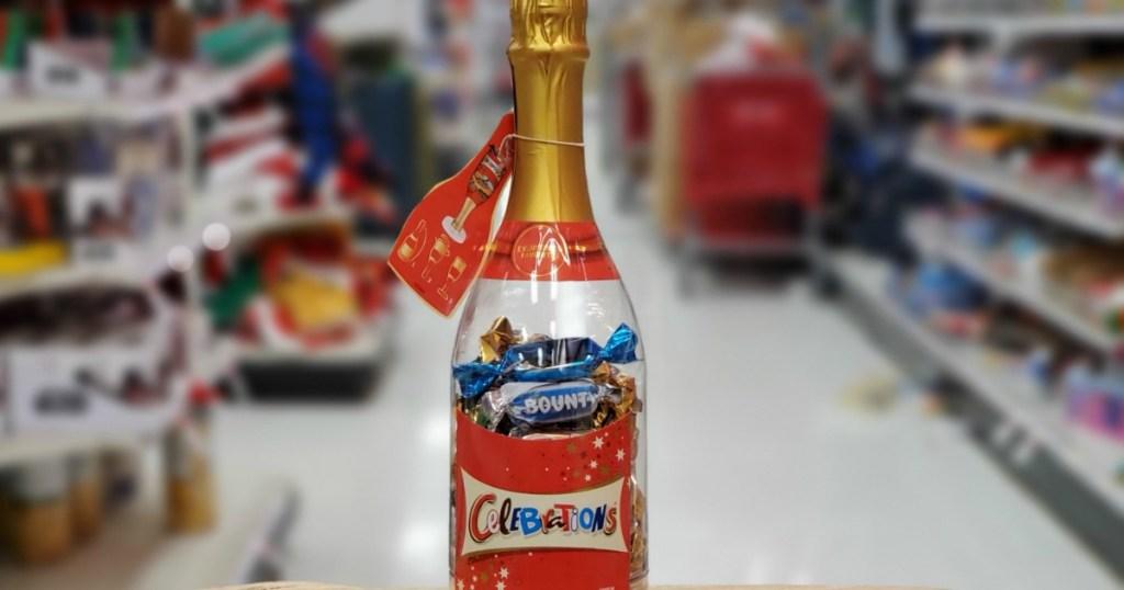 Mars Celebrations Gift Bottle