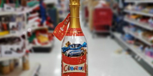 Over 25% Off Mars Celebrations Candy Bottle at Target | In-Store & Online