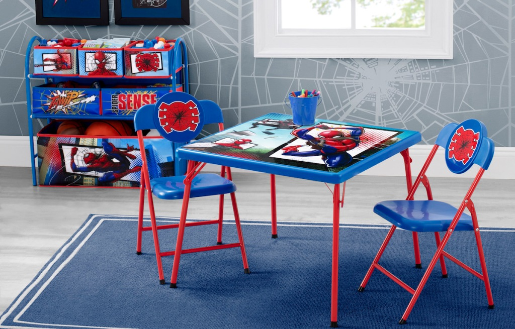 Marvel Spiderman Table Set