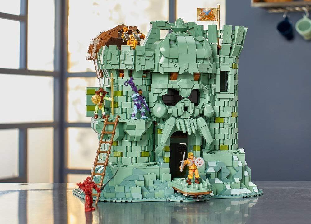 Mega Construx He Man Castle