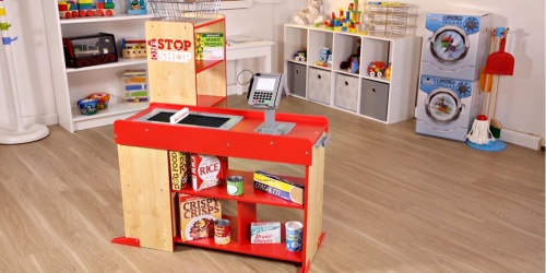 Melissa & Doug Deluxe One Stop Shop Play Store Set Just $106 at Target