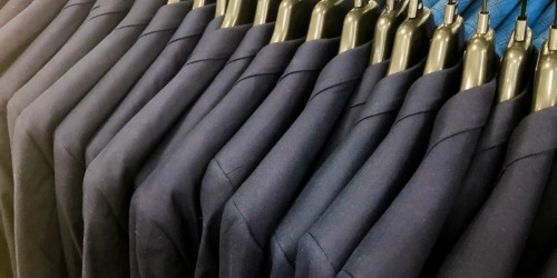 Men's Suits as Low as $89.99 Shipped + Get $10 Macy's Money | Van Heusen, Kenneth Cole & More