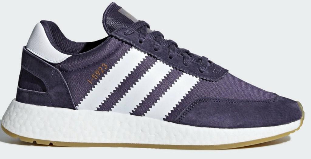 Purple Men's adidas shoe