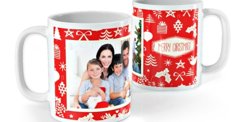 Personalized Photo Mug Only $4.99 + FREE Walmart In-Store Pickup