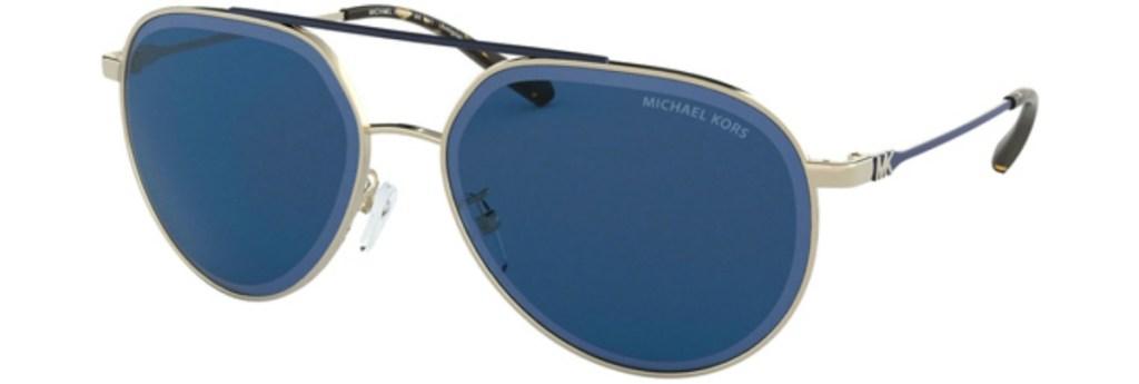 Michael Kors Antigua Aviator Sunglasses
