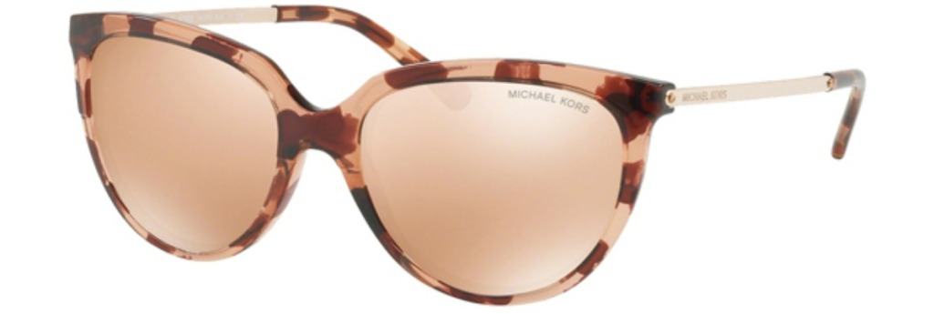 Michael Kors Sue Rounded Cat Eye Sunglasses