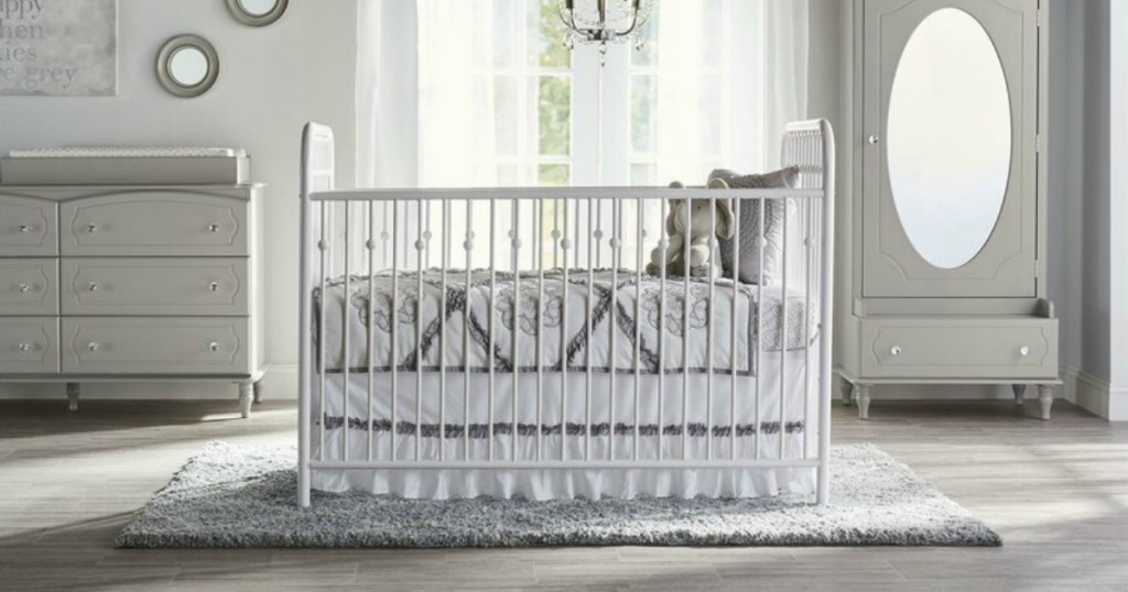 Monarch Hill Ivy Crib in white