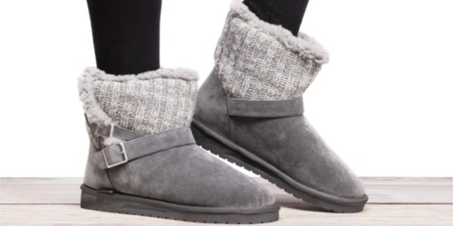 Up to 70% Off Muk Luks Boots & Slippers + Free Shipping