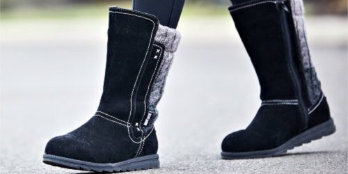 Muk Luks Stacy Boots Only $29.99 (Regularly $99) at Zulily