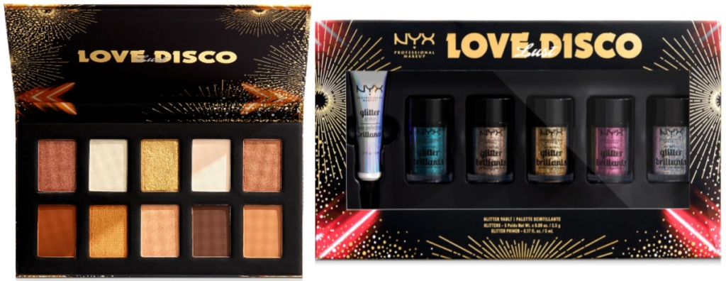 NYX Love Lust Disco Sets