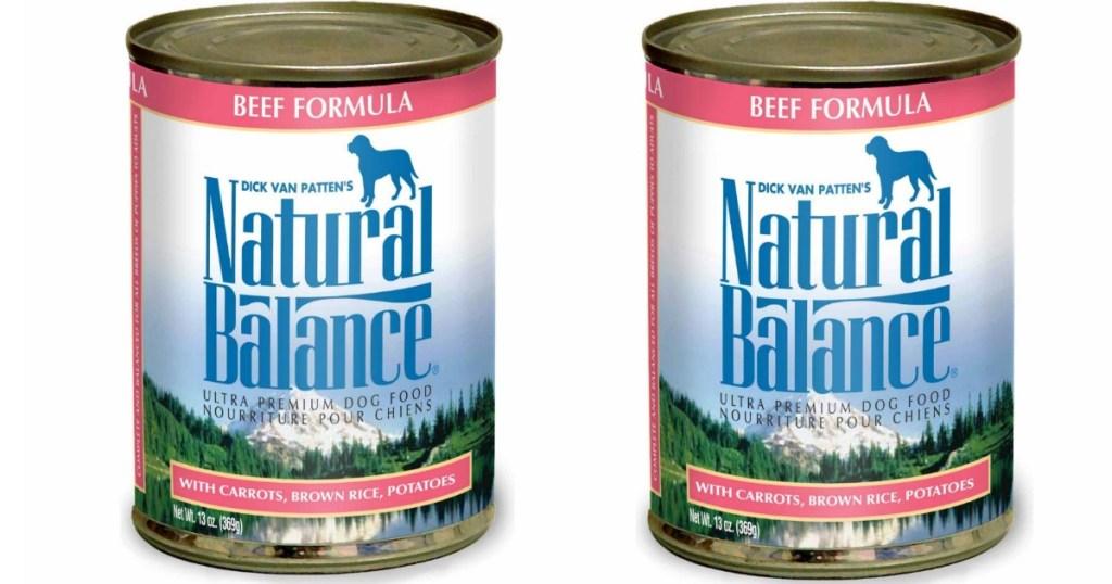 Natural Balance Wet Dog Food