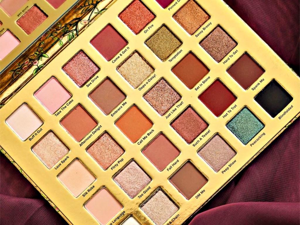 Natural Lust Eye Shadow Palette