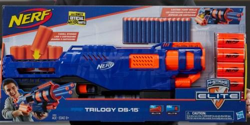NERF N-Strike Elite Blaster Only $24.88 + FREE $10 Walmart Gift Card