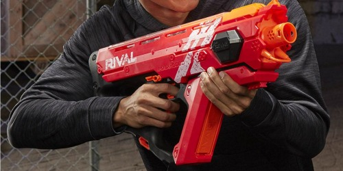 NERF Rival Motorized Blaster Only $54.99 Shipped at Walmart (Regularly $100)
