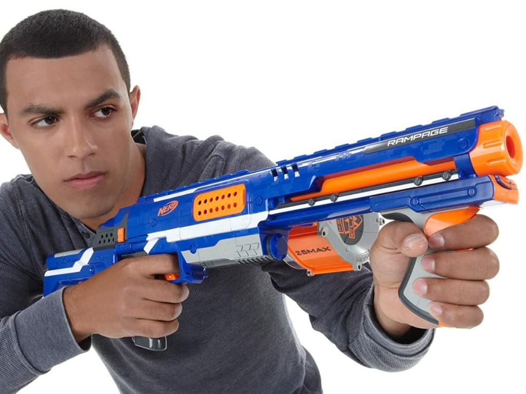 nerf rampage elite blaster