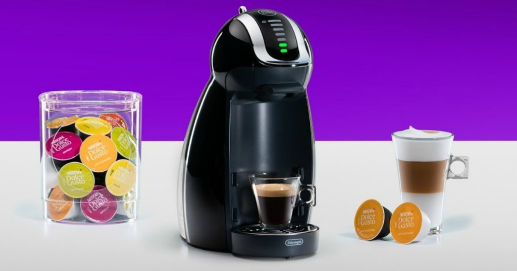 Nescafe Genio 2 Coffee Machine