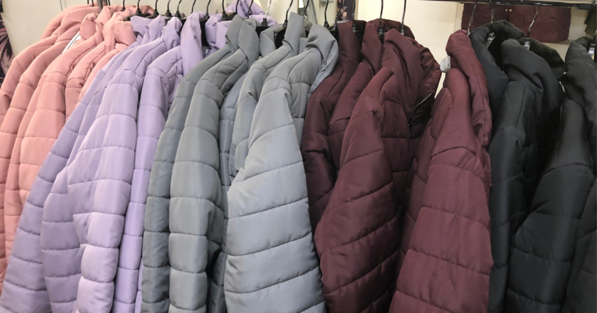 puffer jackets at new york & co