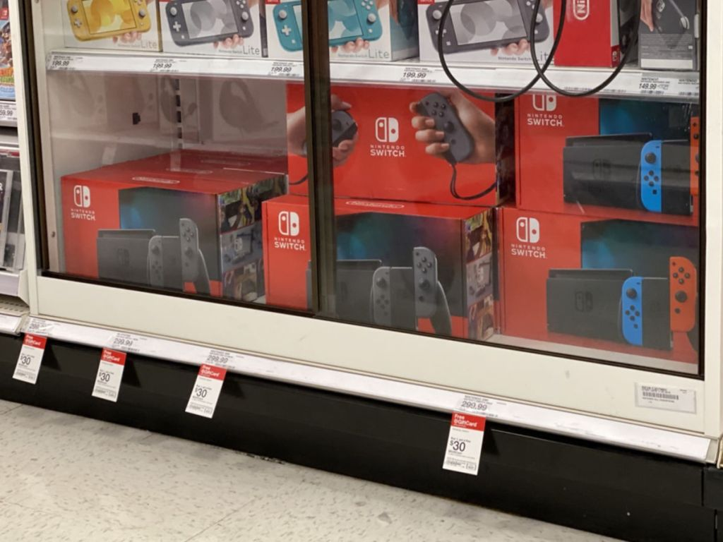 Nintendo Switch Console Only 269 99 Shipped After Target Gift Card # a defense of the nintendo switch hardware i've seen a lot of discussion on the internet that vaguely references the nintendo switch's. nintendo switch console only 269 99