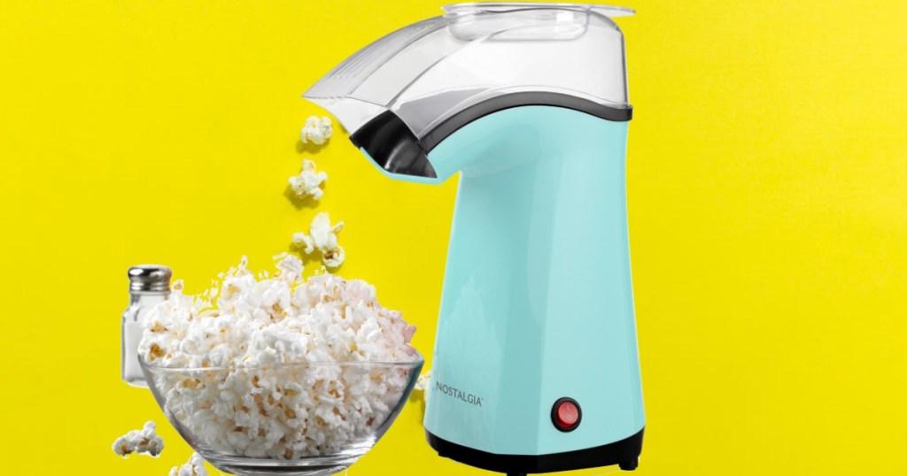 Nostalgia 16 Cup Air Pop Popcorn Maker Only 11 99 At Walmart