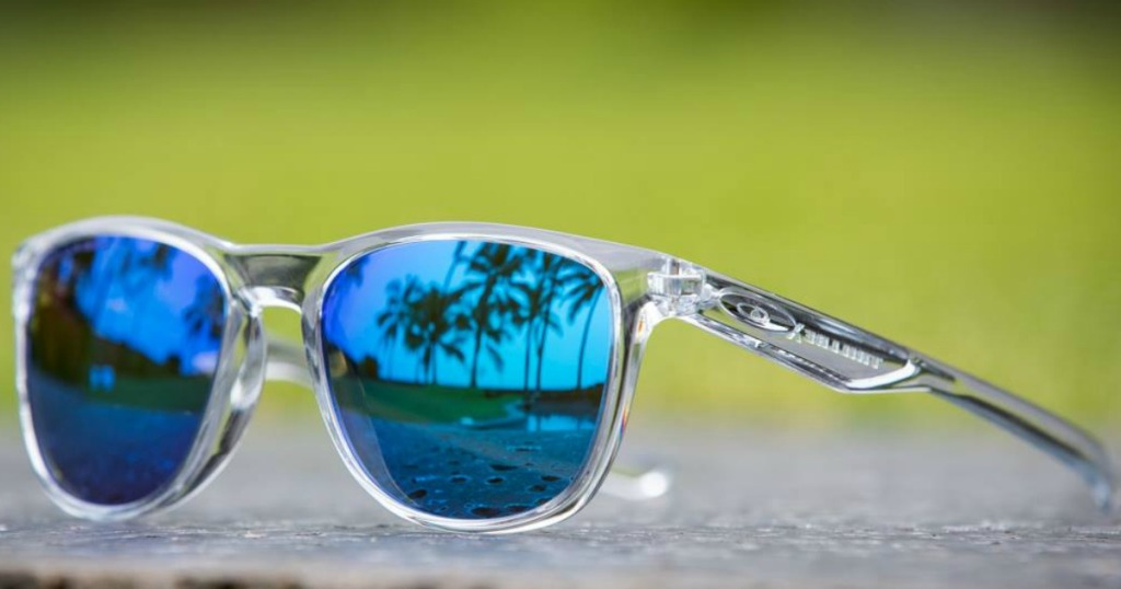 side view of sunglasses