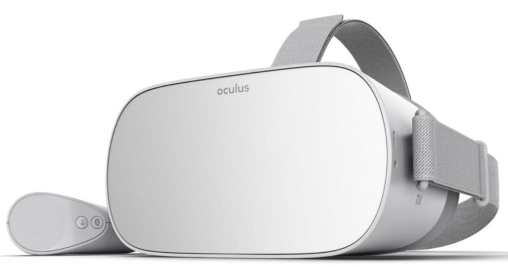 Oculus Go Virtual Reality Headset stock image