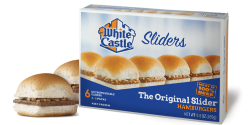 White Castle Recalls Several Types Of Its Frozen Sliders Due to Listeria Concerns
