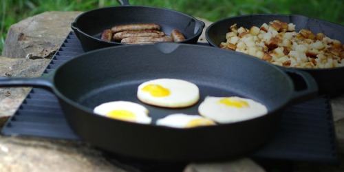 Ozark Trail 3-Piece Cast Iron Skillet Set Only $16.98 at Walmart (Regularly $27)