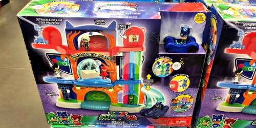 PJ Masks Deluxe Headquarters Playset Only $39.99 Shipped for Amazon Prime Members (Regularly $70)