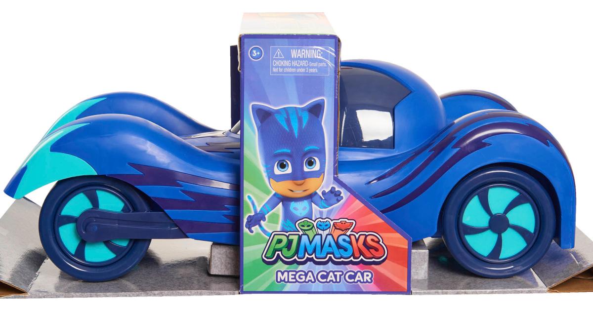 PJ Masks Mega Vehicle Catboy's Cat-Car