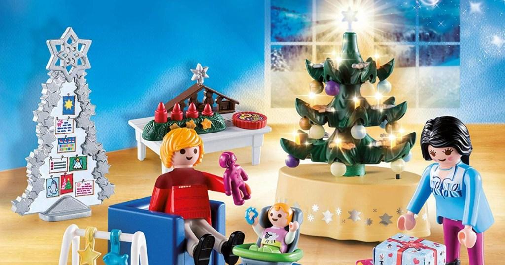PLAYMOBIL Christmas Set