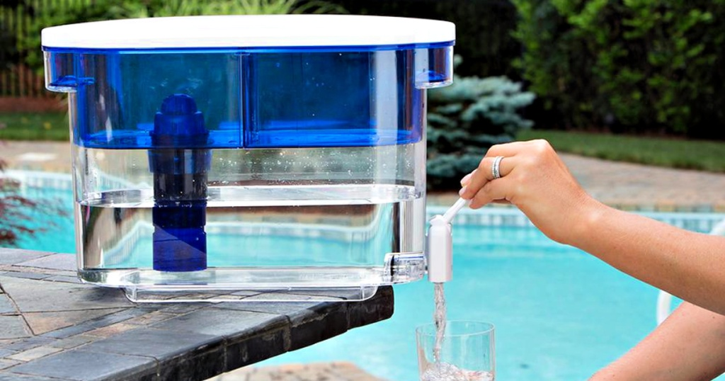 PUR 18-Cup Water Dispenser
