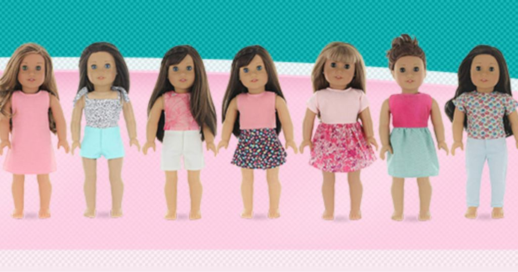PZAS Toy Dresses in outfits
